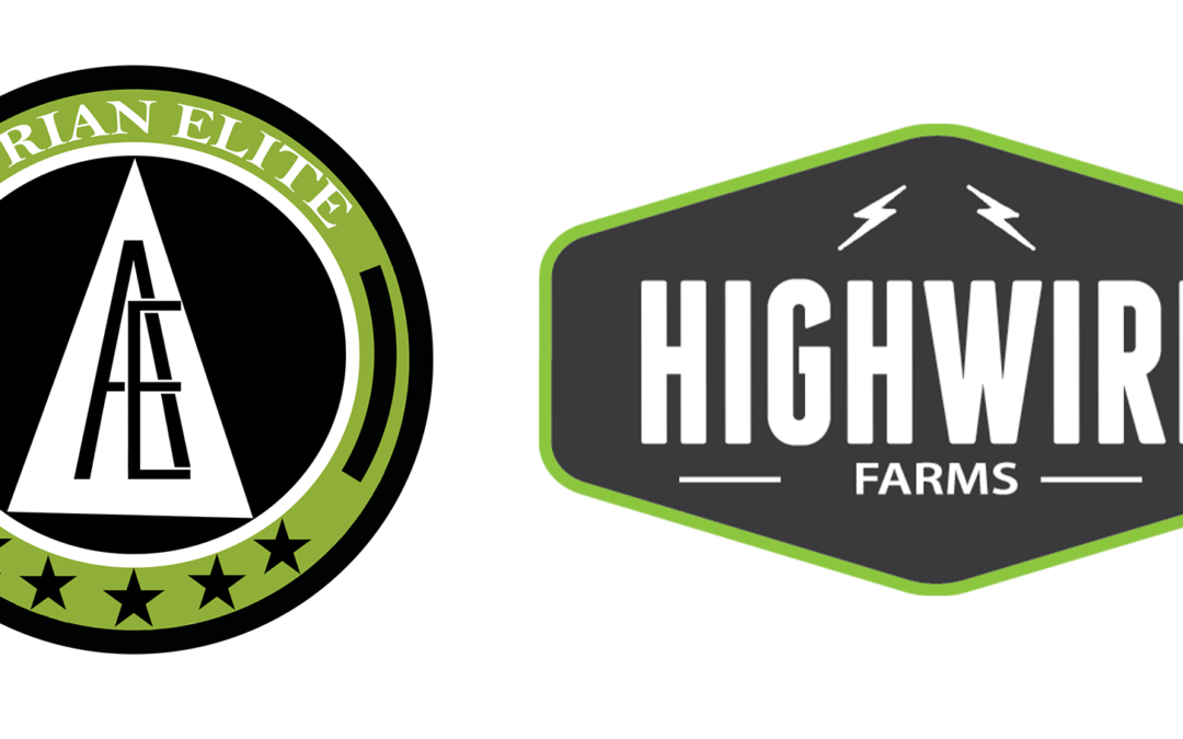 Adrian Elite Cultivation and Highwire Farms Announce Exclusive Distribution Partnership